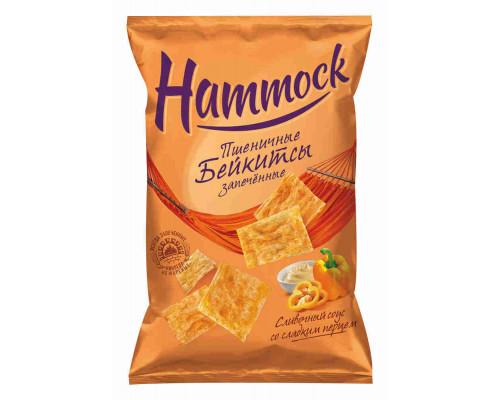 Бейкитсы Hammock сливочный соус со сладким перцем 140г