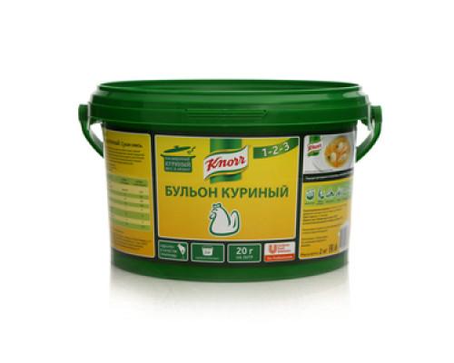 Бульон куриный ТМ Knorr (Кнорр)