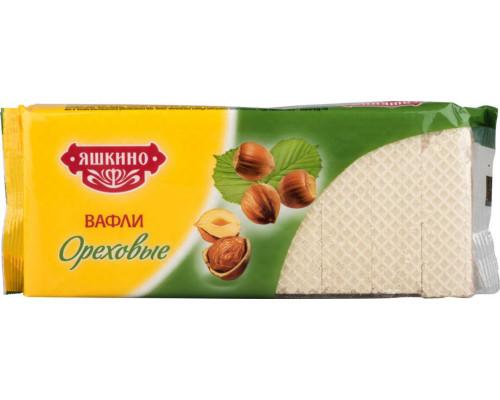 Вафли ореховые ТМ Яшкино, 300 г