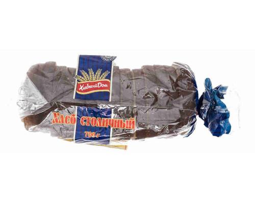 Хлеб Хлебный Дом Столичный формовой в нарезке 700г