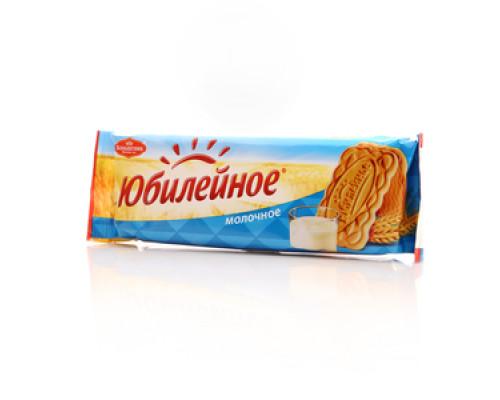 Печенье молочное юбилейное ТМ Большевик