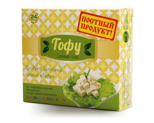Тофу соевый сыр ТМ 24 Вкуса