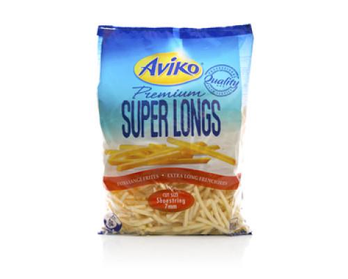 Картофель фри супер длинный ТМ Aviko (Авико)