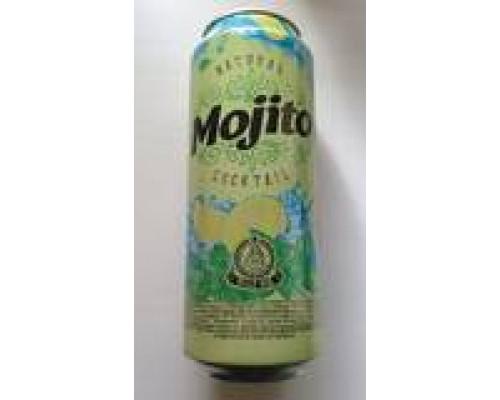 Коктейль Mojito, Billy Bob, 7,2% 500 мл