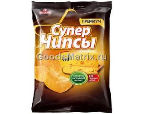 Чипсы РУССКАЯ КАРТОШКА Сыр 80 г