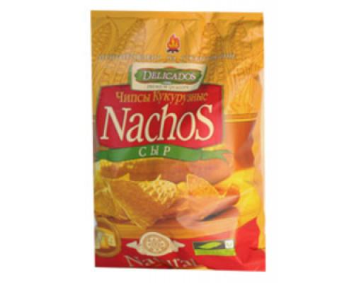 Чипсы ТМ Delicados (Деликадос), кукурузные Начос со вкусом сыра 150 г