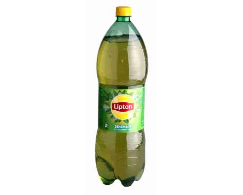 Напиток Lipton зеленый чай б/алк 1,5л пэт