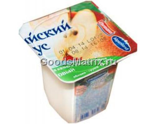 Продукт йогуртный 'Alpenland' яблоко-груша / лесная ягода, 0,3%, 95 г