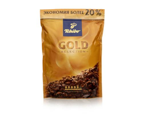 Кофе растворимый сублимированный Gold ТМ Tchibo (Чибо)