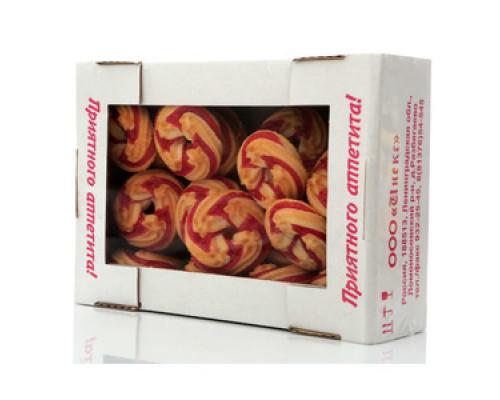 Печенье сдобное Сюрприз ТМ Инекс