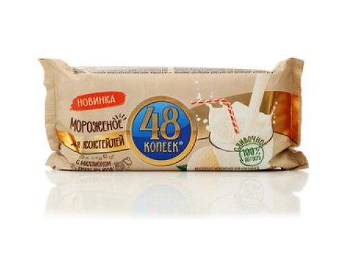 Мороженое для коктейлей ТМ 48 копеек