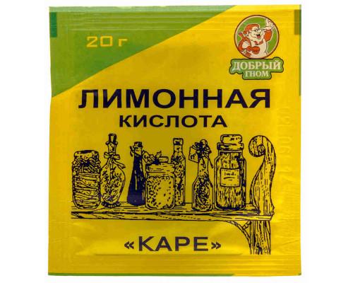 Приправа Добрый гном кислота лимонная 20г