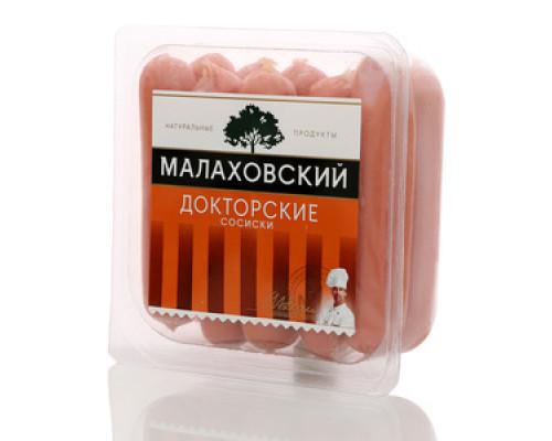 СОСИСКИ ДОКТОРСКИЕ Малаховский MK 530 г