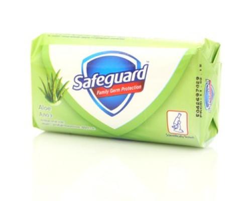 Мыло туалетное с антибактериальным действием с алоэ ТМ Safeguard (Сейфгард)