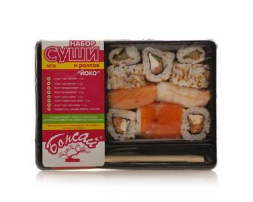 Набор суши и ролов Йоко ТМ Bonsai (Бонсай)
