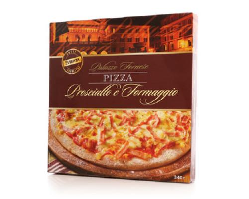 Пицца Prosciutto e Formaggio TM Palazzo Fornese (Палаззо Форнесе)