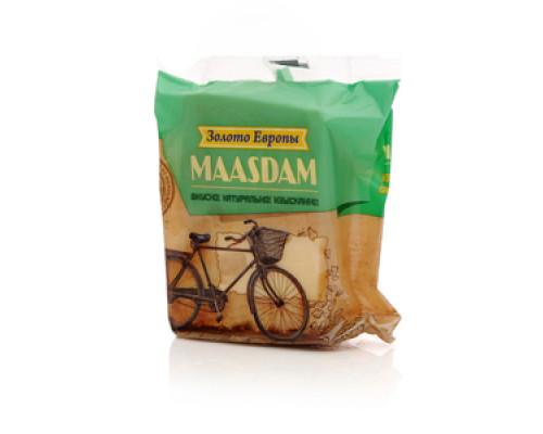 Сыр Маасдам 45% ТМ Золото Европы