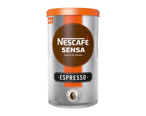 Кофе ТМ Nescafe (Нескафе) Sensa Эспрессо, растворимый, 100 г