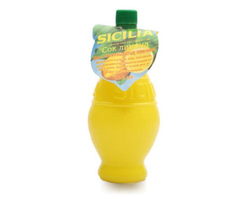 Сок лимона ТМ Sicilia (Сицилия)
