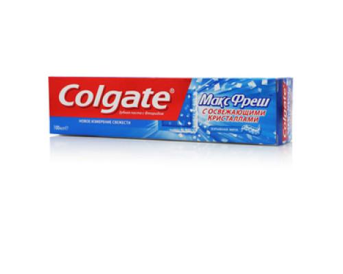 Зубная паста ТМ Colgate (Колгейт) Макс Фреш Взрывная Мята
