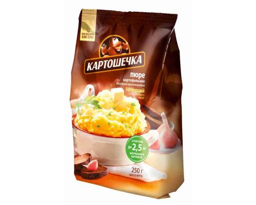 Пюре картофельное Картошечка 250г