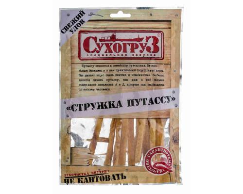 Путассу Сухогруз стружка сол/суш 70г пак