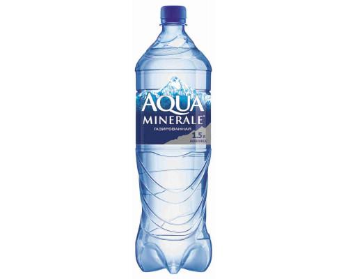Вода питьевая Aqua Minerale газ 1,5л пэт
