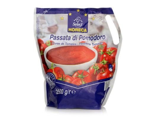 Томатное пюре Passata di Pomodoro ТМ Horeca Select ( Хорека Селект)