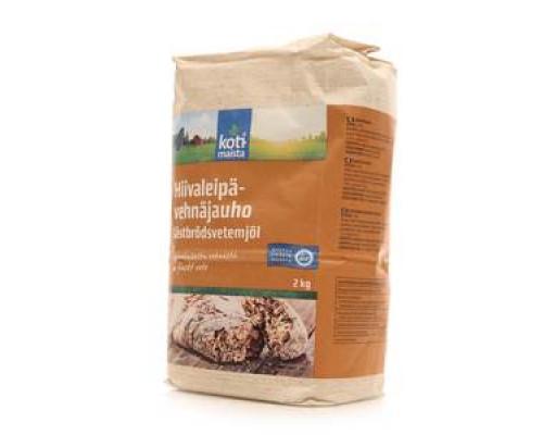Мука пшеничная для серого хлеба ТМ Rainbow (Рейнбоу)