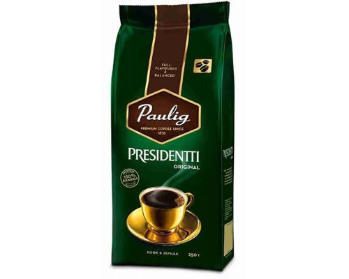 Кофе Paulig Presidentti Original в зернах 250г