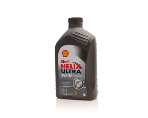 Синтетическое Масло моторное 5W-40  ТМ Shell Helix Ultra (Шелл Хеликс Ультра)