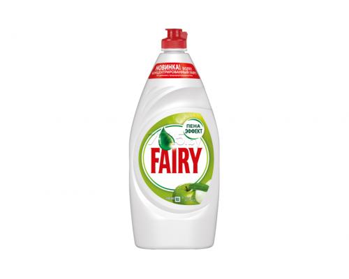 Средство для мытья посуды ТМ Fairy (Фэйри) Зеленое яблоко, 900 мл