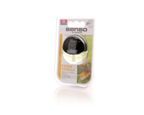 Освежитель воздуха для автомобиля Senso Exotic Vanilla ТМ Dr. Marcus (Др. Маркус)