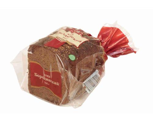 Хлеб Черемушки Бородинский в нарезке 390г
