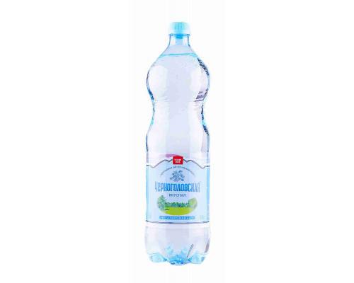 Вода питьевая Черноголовская н/газ 1.5л пэт