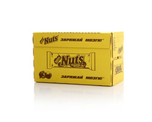 Конфета 30 шт ТМ Nuts (Натс)