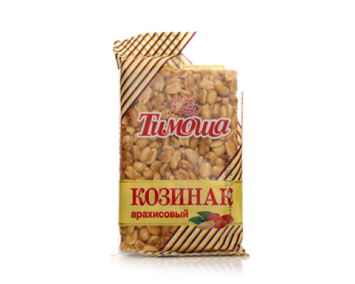 Козинак арахисовый ТМ Тимоша