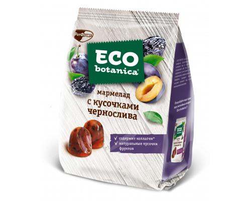 Мармелад ТМ Eco botanica (Эко ботаника) с кусочками чернослива, 200 г