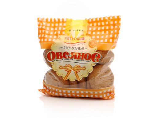 Печенье овсяное ТМ Петрохлеб