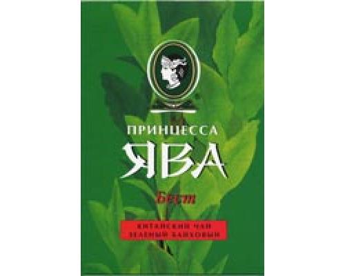 Зеленый чай Принцесса Ява Бест, 100 г