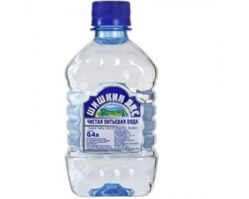 Вода питьевая ТМ Шишкин лес Дисней, 0,4 л