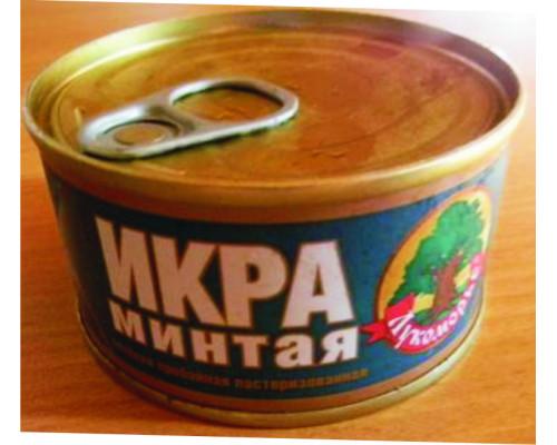 Икра Минтая ТМ Лукоморье, 130 г