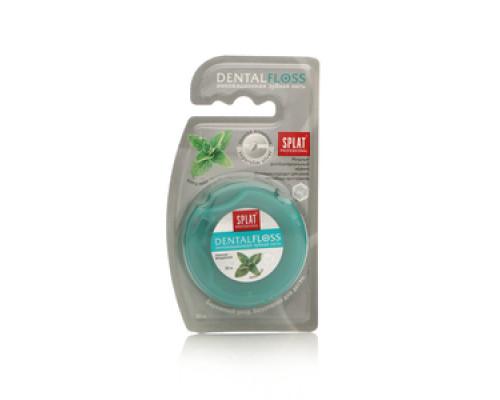 Инновационная Зубная нить Dentalfloss Extra Mint ТМ Splat Professional (Сплат Профессионал)