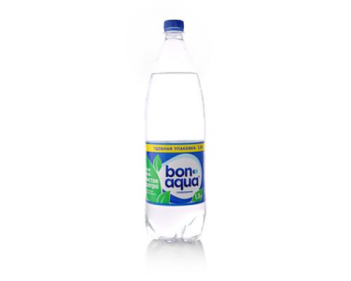 Вода газированная ТМ BonAqua (БонАква), 1,5 л