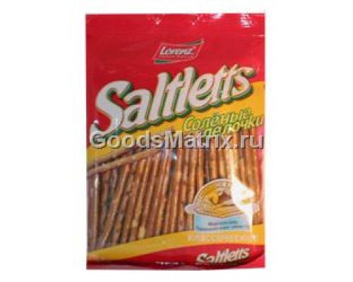Палочки солёные Saltletts классические, Lorenz, 75г