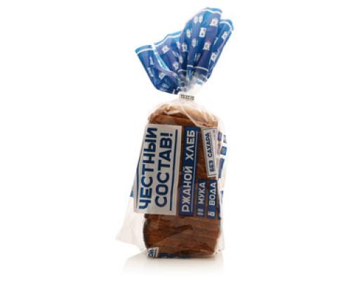 Хлеб ржаной без сахара и дрожжей ТМ  Честный состав