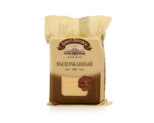 Сыр Выдержанный 45% ТМ Брест-Литовск