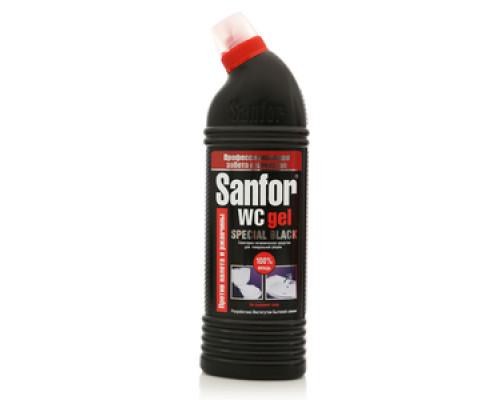 Средство санитарно-гигиеническое гель Special black ТМ Sanfor (Санфор)