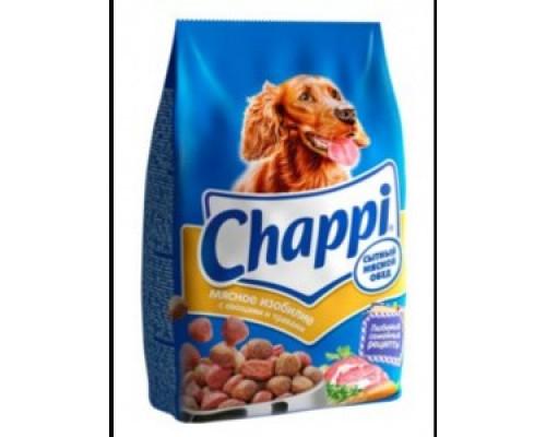 Корм для собак Мясное изобилие с овощами и травами ТМ Chapi (Чапи)