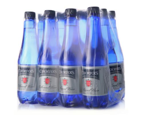 Вода артезианская негазированная 12*0,5л ТМ Courtois (Куртуа)